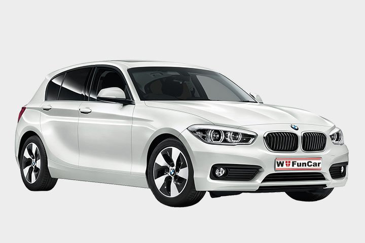 BMW 1 118i Automatique