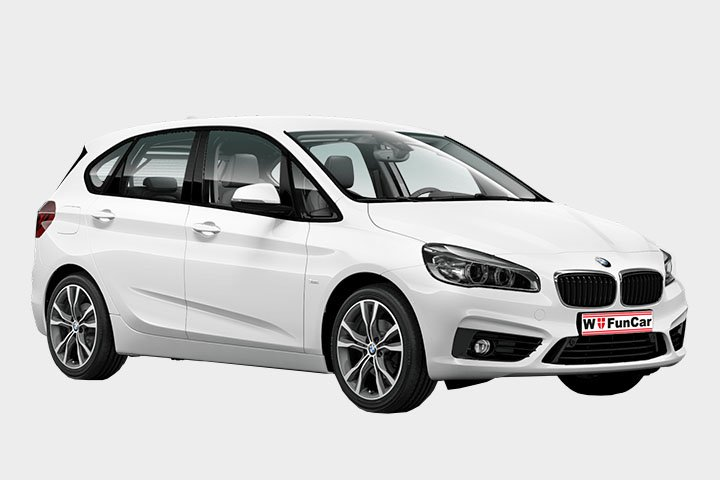 BMW 218i Active Tourer Automatik