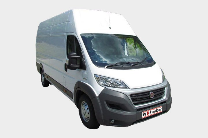 Fiat Ducato extra big with high roof