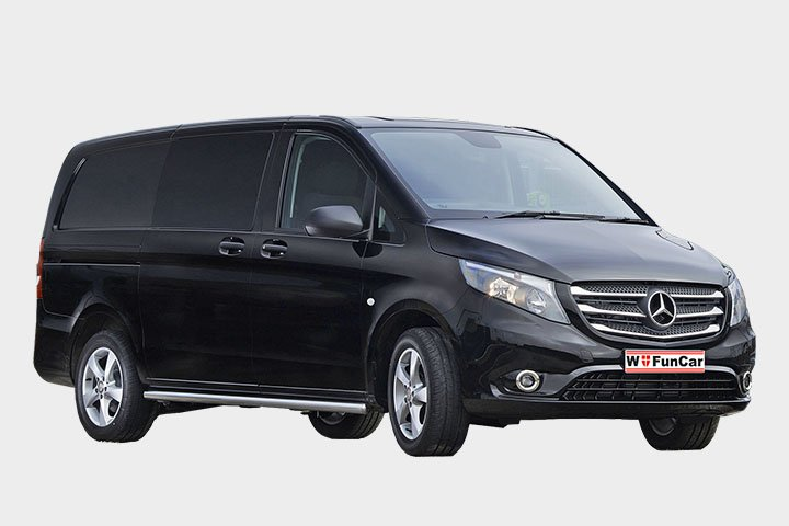 Businessvan Mercedes Vito Automatik