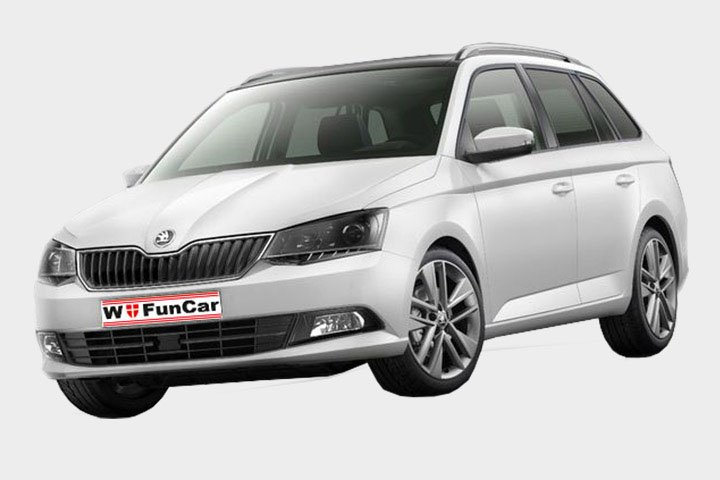 Skoda Fabia Break Automatique