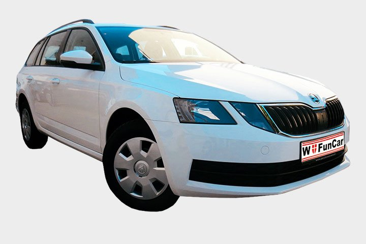 Skoda Octavia Break Automatique